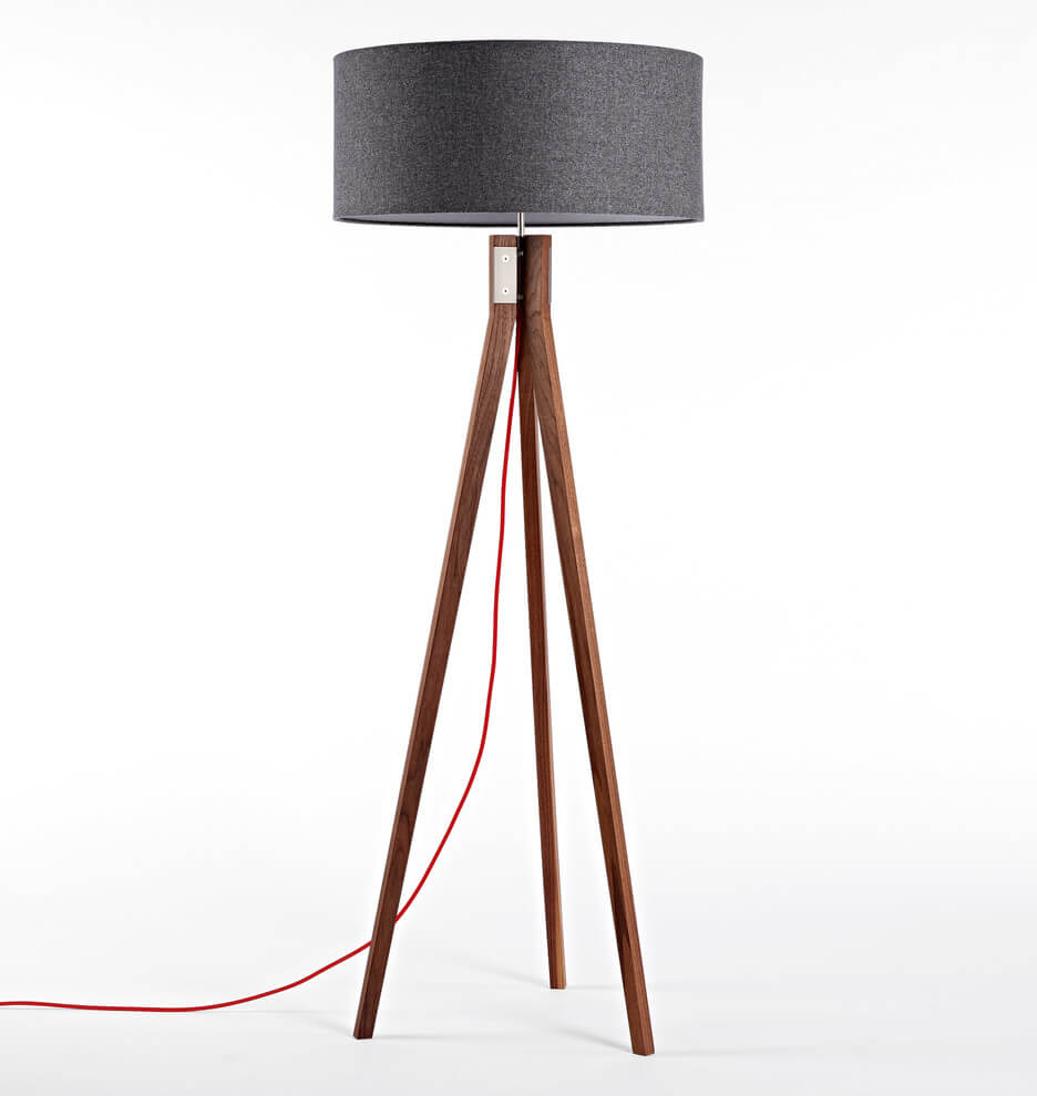 Tripod floor lamp folk built - Tripod lamp ikea ...