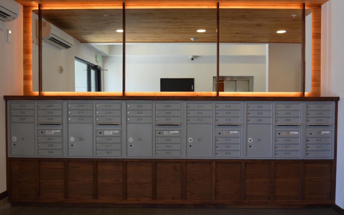hawthorne mailboxes